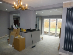 Hough Green extension dining room