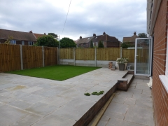 Hough Green extension external