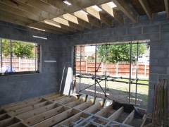 House renovation, Widnes 2