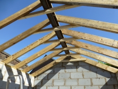 Newton le Willows extension roof
