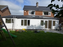 St Helens extension complete