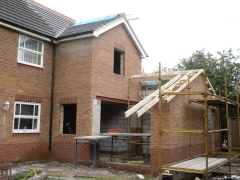 Warrington two storey extension 02