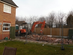 Warrington two storey extension  03