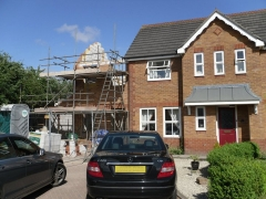Warrington two storey extension  05
