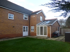 Warrington two storey extension 15