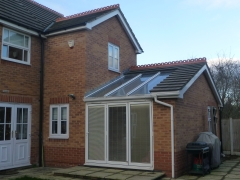 Warrington two storey extension 16