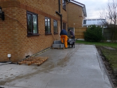 house extension widnes floor slab
