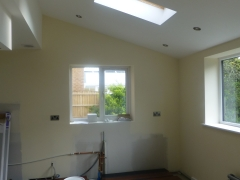 house extension widnes painting