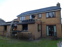 house extension widnes roof