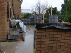 house extension widnes walls