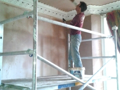 liverpool renovation plasterwork