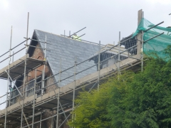 liverpool renovation roof works